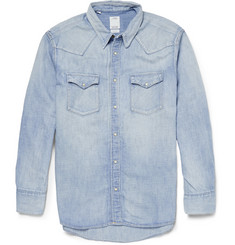 Visvim Albacore Denim Shirt