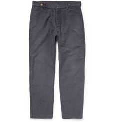 Visvim Pastoral Regular-Fit Moleskin Trousers