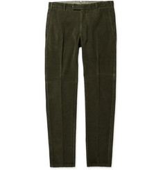 Boglioli Regular-Fit Corduroy Trousers