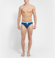 Dan Ward Panelled Swim Trunks