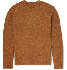 Hardy Amies Wool-Blend Creck Neck Sweater