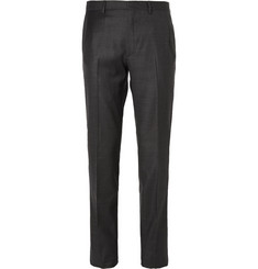 Brioni Slim-Fit Wool Trousers