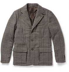 Hackett Quilted Wool Jacket