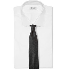 Hackett Wool-Flannel Tie