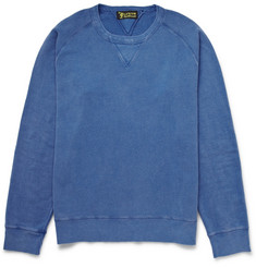 Levi's Vintage Clothing 1950s Cotton-Fleece Crew Neck Sweatshirt