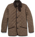 Mackintosh - Waverly Prince of Wales Check Quilted Wool Jacket