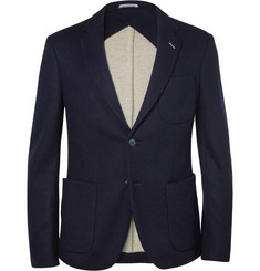 Gant Rugger Unstructured Cotton-Blend Blazer