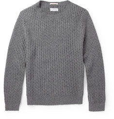 Gant Rugger Cable-Knit Wool Sweater