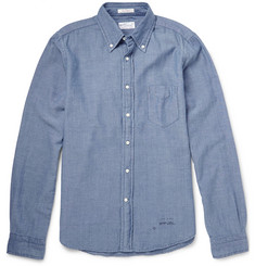 Gant Rugger Button-Down Collar Cotton Oxford Shirt