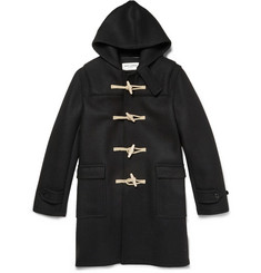 Saint Laurent Wool Duffle Coat