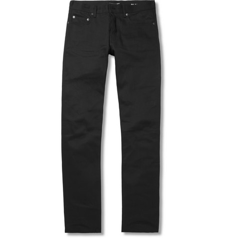 Saint Laurent Slim-Fit 17cm Hem Denim Jeans