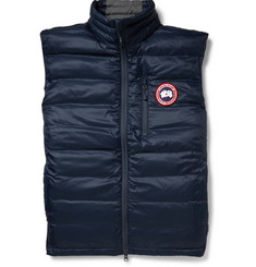 Canada Goose Lodge Packaway Down-Filled Quilted Gilet