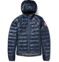 Canada Goose Hybridge Lite Down-Filled Quilted Hooded Jacket