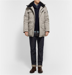 Canada Goose Branta Windmere Down-Filled Coat