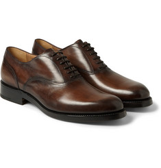 Berluti - Verona Leather Oxford Shoes