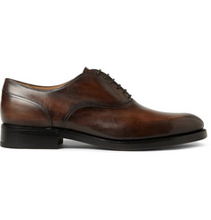 Berluti Verona Leather Oxford Shoes
