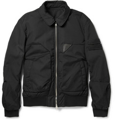 Tim Coppens Matte-Shell Bomber Jacket