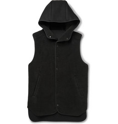 Tim Coppens Faux Shearling Gilet