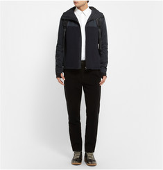 Tim Coppens Panelled Hooded Bomber Jacket