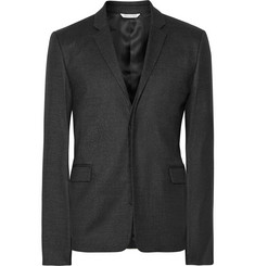 Tim Coppens Slim-Fit Cotton-Blend Piqué Blazer