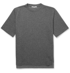Marni Bonded Cotton-Blend Jersey T-Shirt
