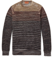 Missoni Striped Wool-Blend Sweater