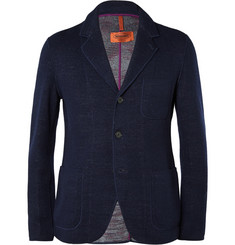 Missoni Unstructured Single-Breasted Wool Jacket