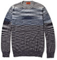 Missoni - Striped Wool-Blend Sweater