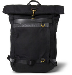 Paul Smith 531 531 Cycling Ventile Cotton-Canvas Backpack
