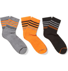 Paul Smith 531 Cycling Three-Pack Socks