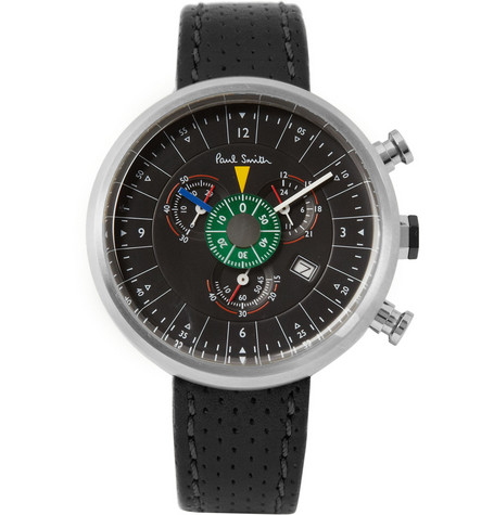 Paul Smith 531 Stainless Steel Chronograph Watch
