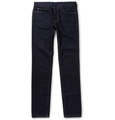 Lanvin Slim-Fit Indigo Denim Jeans