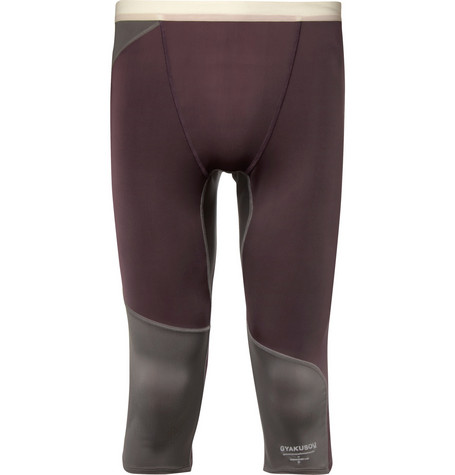 Nike x Undercover Gyakusou Dri-Fit Three Quarter-Length Running Tights