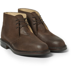 George Cleverley Nathan Suede Chukka Boots