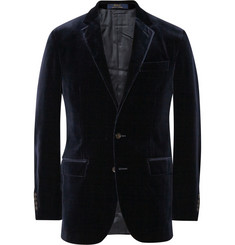Polo Ralph Lauren Slim-Fit Velvet Blazer