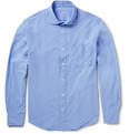Hartford Garment-Dyed Cotton Shirt