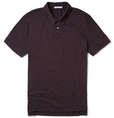 James Perse Supima Cotton Polo Shirt
