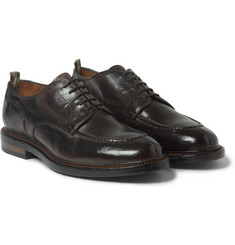 Officine Creative Harvard Leather Derby Shoes