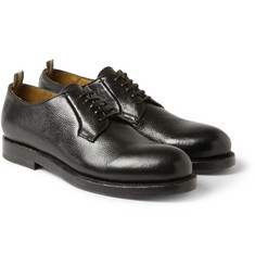 Officine Creative Vostel Leather Derby Shoes