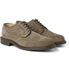 Church's Cotterstock Suede Wingtip Brogues