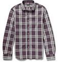 Todd Snyder Kevin Check Cotton Shirt