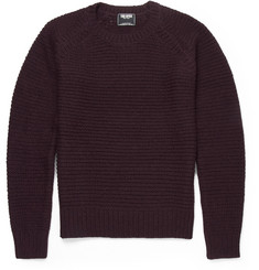 Todd Snyder Open-Knit Wool-Blend Sweater