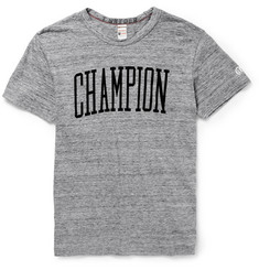 Todd Snyder Champion Printed Cotton-Jersey T-Shirt