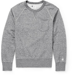 Todd Snyder Champion Fleece-Back Cotton-Jersey Sweatshirt