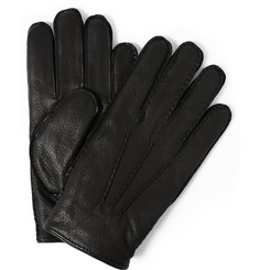 Polo Ralph Lauren Thinsulate™ Cashmere and Wool Lined-Leather Gloves