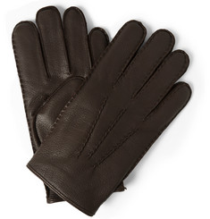 Polo Ralph Lauren Thinsulate™ Cashmere and Wool-Lined Leather Gloves