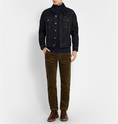NN.07 Simon Tapered Corduroy Trousers