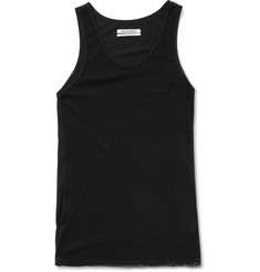 Public School Mesh and Jersey Tank Top