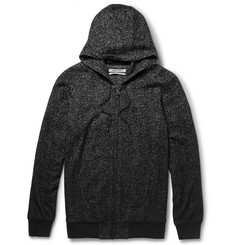 Public School Embroidered Wool-Blend Hoodie
