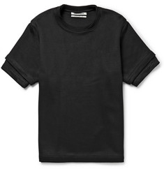 Public School Short-Sleeved Jersey Sweatshirt